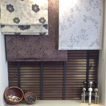 Vision Blinds Showroom Display